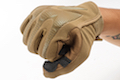 GK Tactical Fast Trigger Gloves (XXL Size / TAN)