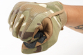 GK Tactical Fast Trigger Gloves (L Size / Multicam)
