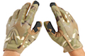 GK Tactical Fast Trigger Gloves (M Size / Multicam)