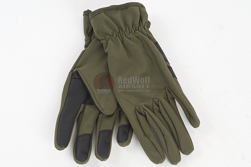 GK Tactical Warrior Gloves (XXL Size / OD)