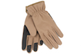 GK Tactical Warrior Gloves (M Size / TAN)<font color=yellow> (5G Sale)</font>