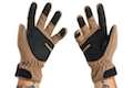 GK Tactical Warrior Gloves (M Size / TAN)