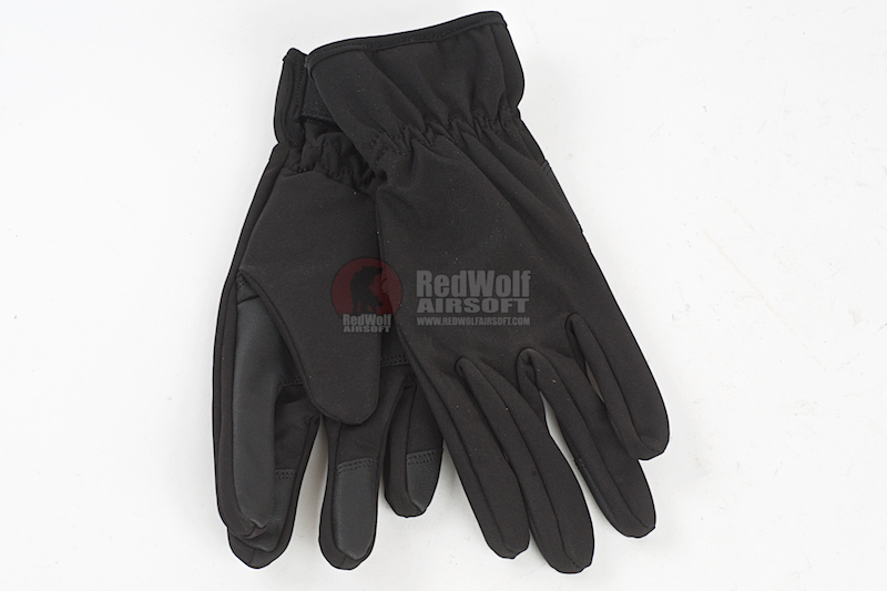 GK Tactical Warrior Gloves (XL Size / Black)