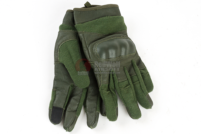 GK Tactical Battalion Gloves (M Size / OD)