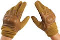 GK Tactical Battalion Gloves (S Size / TAN)