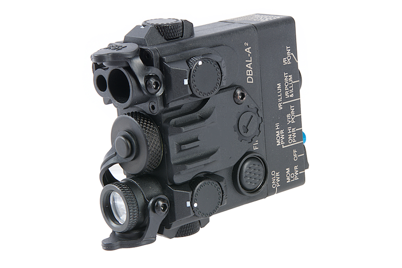 GK Tactical DBAL-2 Laser Devices (Green Laser) - Black