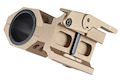 GK Tactical 25 / 30mm QD L-Shaped Scope Mount - Tan