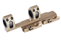 GK Tactical 25 / 30mm QD Extension Dual Scope Mount - Tan