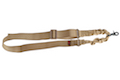 GK Tactical Single Point Bungee Sling  - TAN