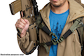 GK Tactical Vest Mount Sling - Black
