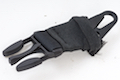 GK Tactical Single Point QD Bungee Sling - Black
