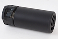 GK Tactical WARDEN Suppressor (14mm CCW) - Black