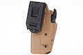 GK Tactical 5X79 Standard Holster - Coyote Brown