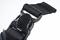 GK Tactical Single Strap Holster Panel - Black