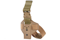 GK Tactical Single Strap Holster Panel - CB<font color=yellow> (5G Sale)</font>