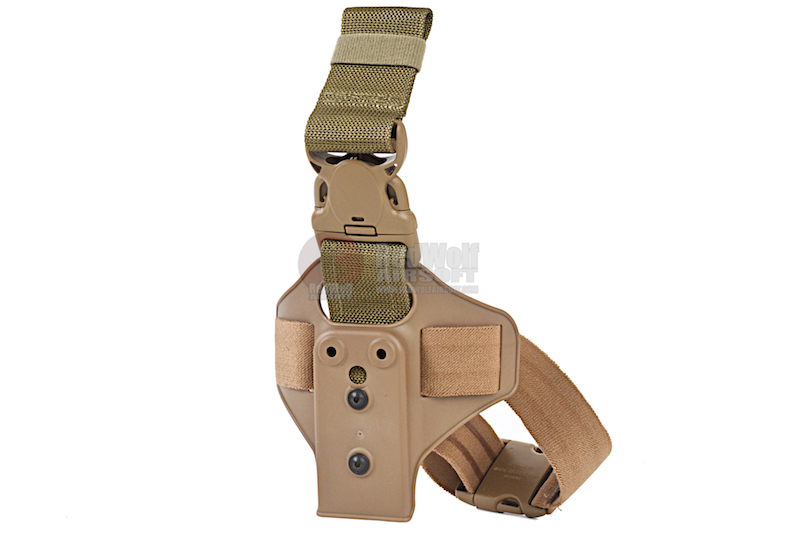 GK Tactical Single Strap Holster Panel - CB