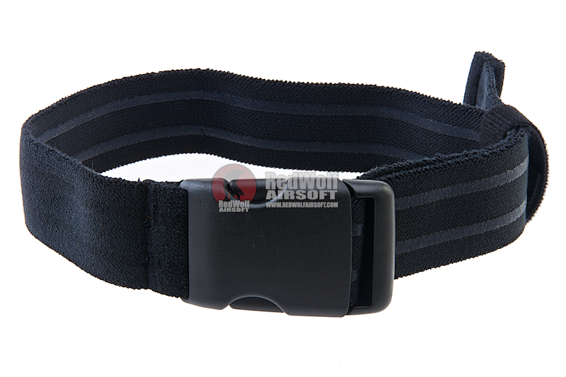 GK Tactical Thigh Strap - Black