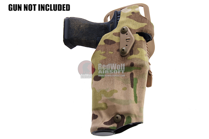 GK Tactical 63DO Holster for G17 / G18 with QL Mount