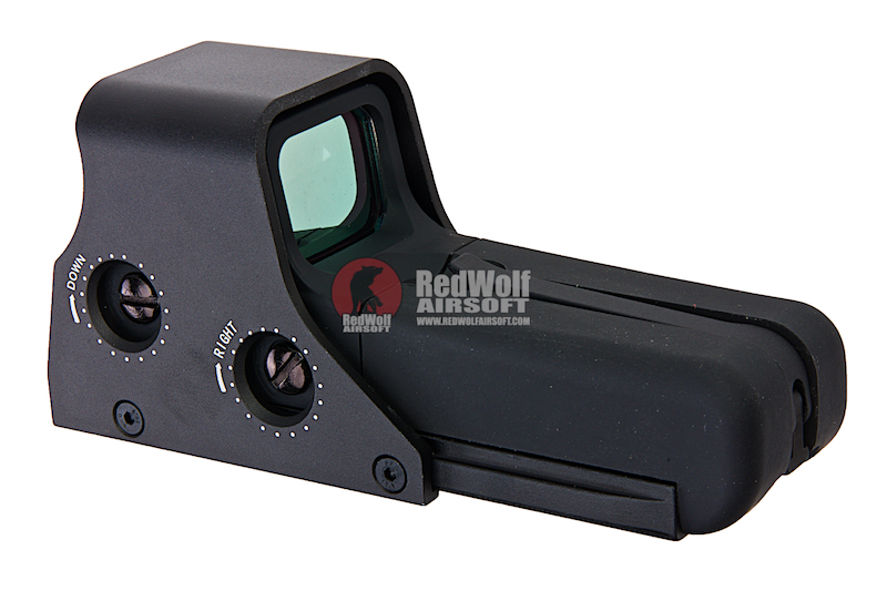 GK Tactical 552 Open Red Dot