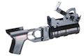 ARES Grenade Launcher / Battery Holder for all AK Series