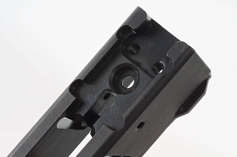 Guns Modify Steel CNC Front Base for Tokyo Marui Model 17 / 18