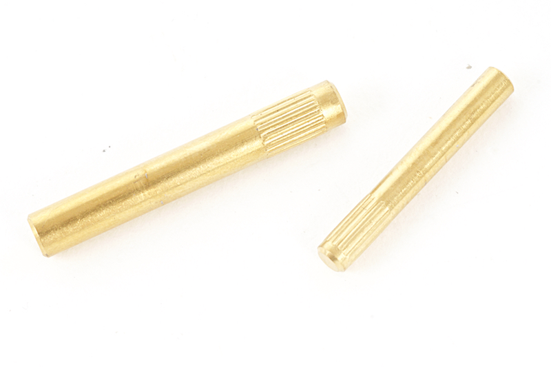 Guns Modify Stainless Steel Pin Set for Tokyo Marui G Series - Gold - Tin Nitride