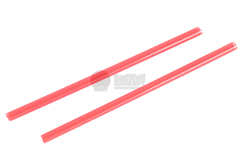Guns Modify 1.5mm Fiber Optic for Gun Sight (Red) - 50mm*2