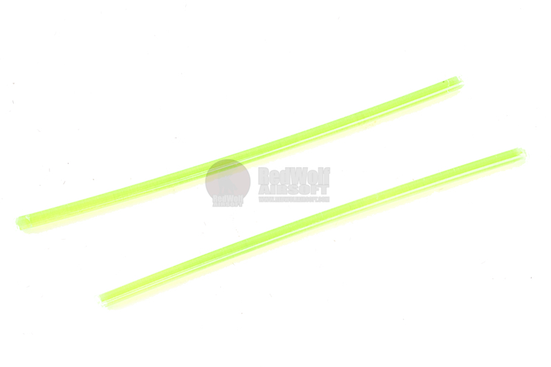 Guns Modify 1.5mm Fiber Optic for Gun Sight (Green) - 50mm*2<font color=yellow> (5G Sale)</font>