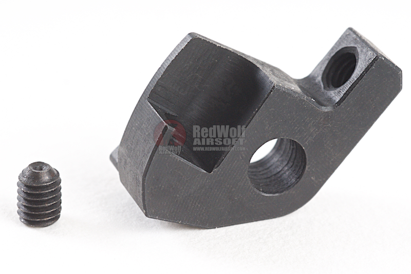 Guns Modify Trigger Pull Adjustable Steel CNC Sear B for Tokyo Marui MWS M4