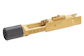 Guns Modify CNC Light Weight Zero Bolt Carrier for Tokyo Marui M4 MWS GBBR - Nitride Gold