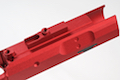 Guns Modify Aluminum 7003T6 CNC Speed Zero Bolt Carrier for Tokyo Marui M4 MWS - Red