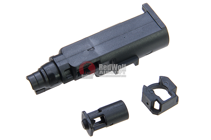 Guns Modify Enhanced Nozzle Set for Tokyo Marui Model 17 RMR / 18C GBB (Version 2) Compatible with CO2/ HPA ready