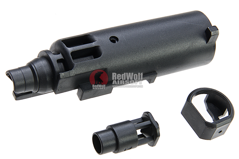 Guns Modify Enhanced Material & Structure Nozzle Set for Tokyo Marui Hi Capa GBB Series (for Winter Housing) / HPA Ready