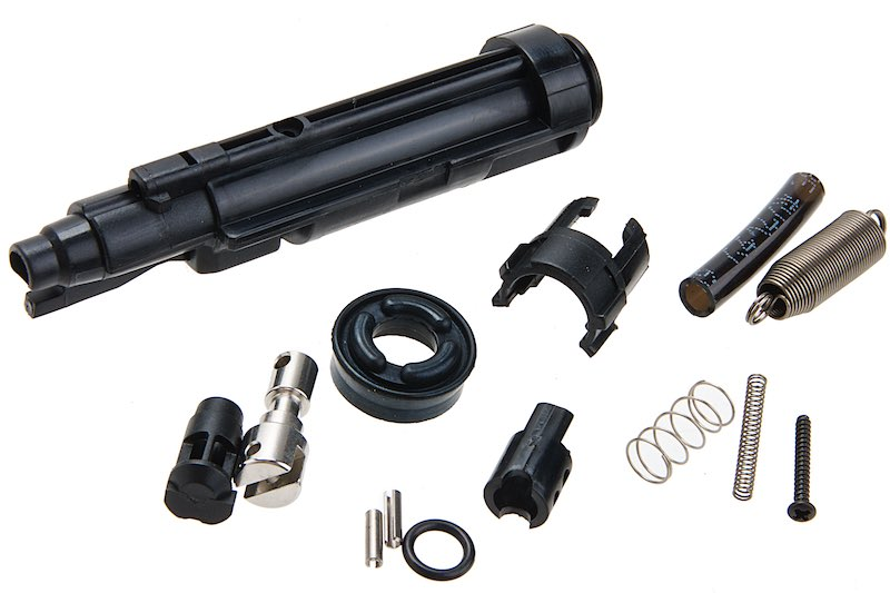 Guns Modify Reinforced Drop In Complete Nozzle Set V2 for Tokyo Marui M4 MWS GBBR