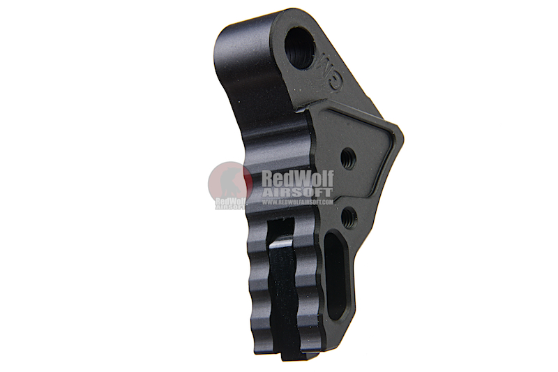Guns Modify KI Adjustable Trigger for Tokyo Marui / Umarex G Series - Black