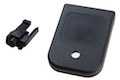 Guns Modify Polymer Mag Base Pad for Tokyo Marui/ Guns Modify G Geries Magazine - Black