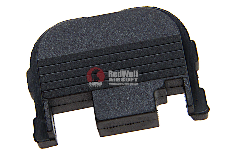 Guns Modify Polymer Rear Plate for DIY / Stippling Build for Tokyo Marui Model 19