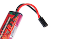 GP 8.4v 1100mah Battery (NiMH) - Small Mini Type