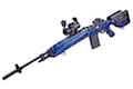 G&P M14 DMR SOCOM (BLUE) <font color=red>(Blowout Sale)</font>