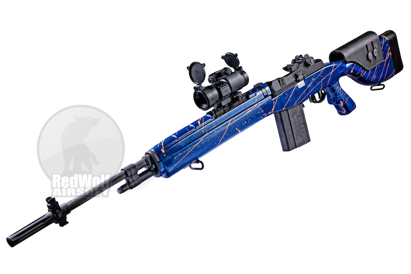 G&P M14 DMR SOCOM (BLUE) <font color=red>(Clearance)</font>