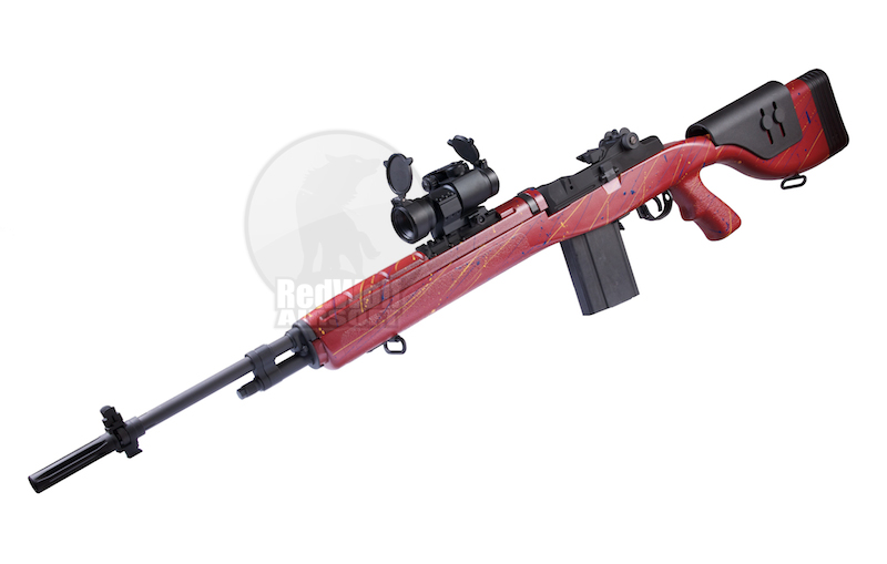G&P M14 DMR SOCOM (Red) <font color=red>(Clearance)</font>