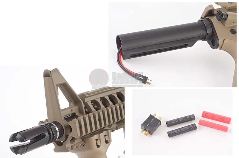 OUT OF STOCK Gen 5 UTG APS2 Airsoft Master Sniper Rifle w/ Bipod - Black (Package: Add x40 Scope).