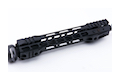 G&P Transformer Cutter Brake QD Front Assembly w/ 10.75 inch M-Lok Handguard