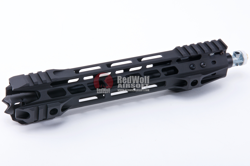 G&P Transformer Rainier Brake QD Front Assembly w/ 10.5 inch M-Lok Handguard