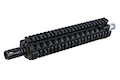 G&P QD Daniel Defense 9.5 inch Front Set for G&P M.T.F.C. System M4 Upper Receiver - Black