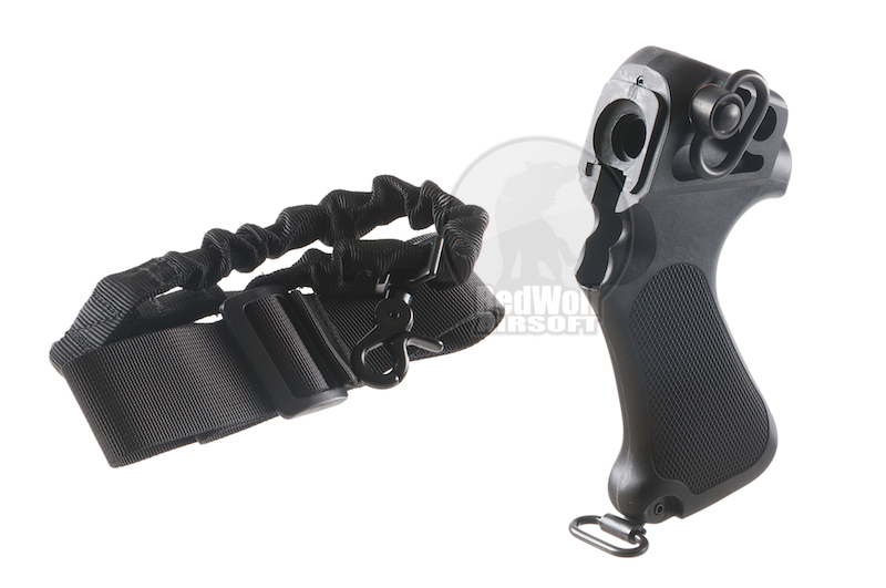 G&P M870 Pistol Grip with QD Swivel Set