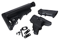 G&P M870 PA Pistol Grip with Buttstock Set B (Black)