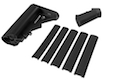 G&P Ball Ball Kit for Tokyo Marui & G&P M16 Series - Black