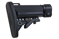 G&P Battery Carry Folding Stock (Stubby) For Tokyo Marui & G&P M4 / M16 Metal AEG Series