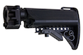 G&P Battery Carry Folding Stock (Crane) For Tokyo Marui & G&P M4 / M16 Metal AEG Series